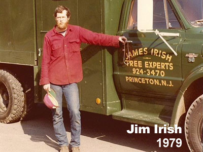 James Irish 1979